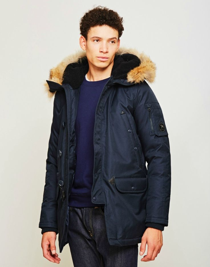 Spiewak Coat £474  | The Idle Man | Shop now | #StyleMadeEasy