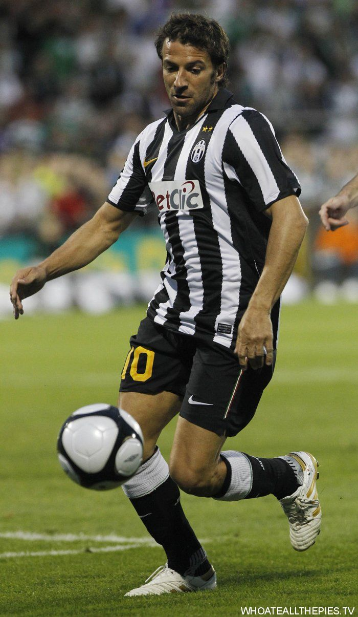 Del Piero/Juventus one ofthe greatest