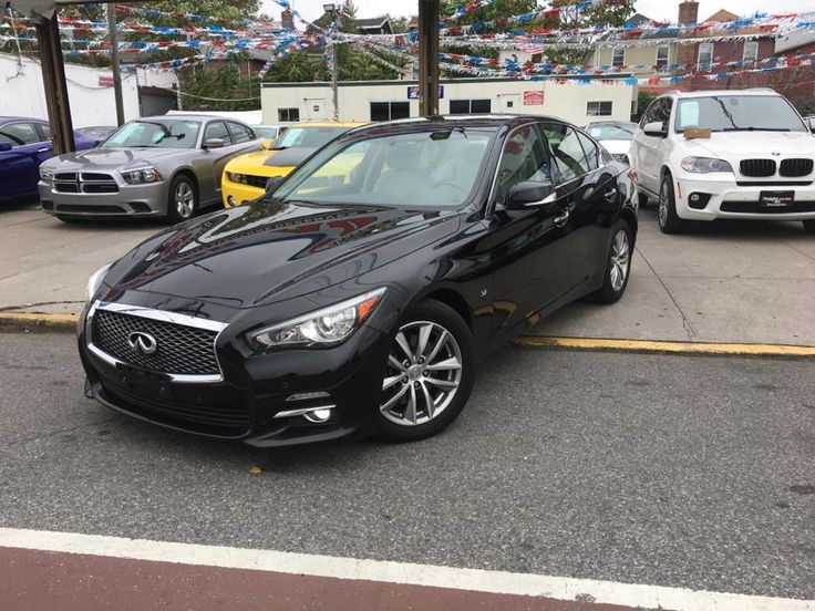 Infiniti Q50 2014 in Brooklyn Queens Staten Island | NY | Champion Auto Sales | 2026