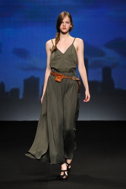 #Diesel SS12.   DRESS: D-PLEAT    BELT: BRAV