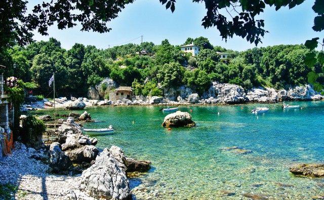 Pelion, na Grécia