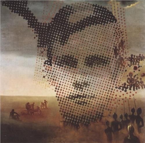 """Dali painted """"Portrait of My Dead Brother"""" in 1963, his parents told him he was a reincarnation of him."""