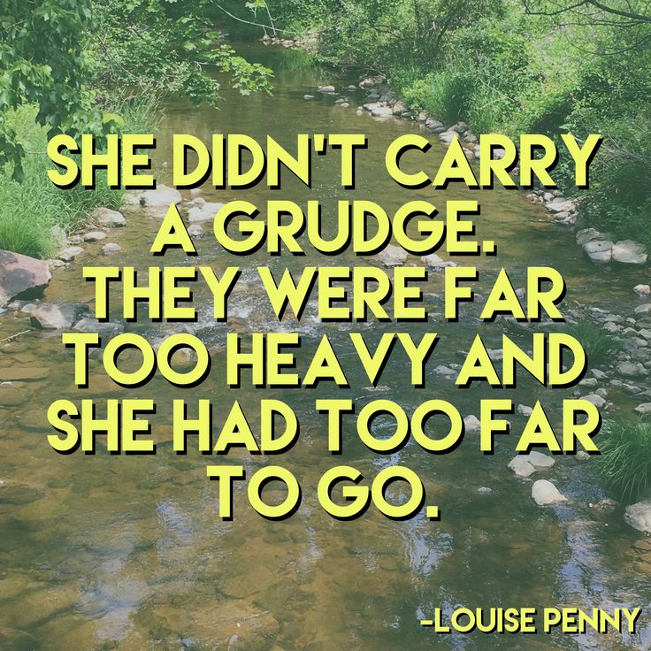 Louise Penny quote from The Long Way Home