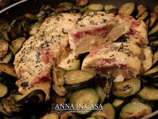 Anna in Casa: ricette e non solo: Petto di pollo saporito al forno