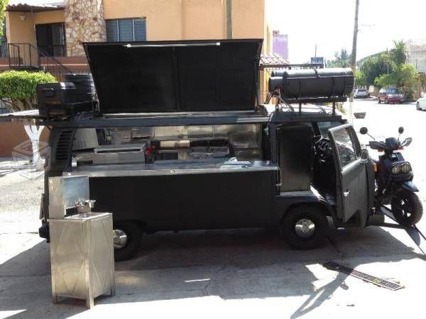 Food truck Combi