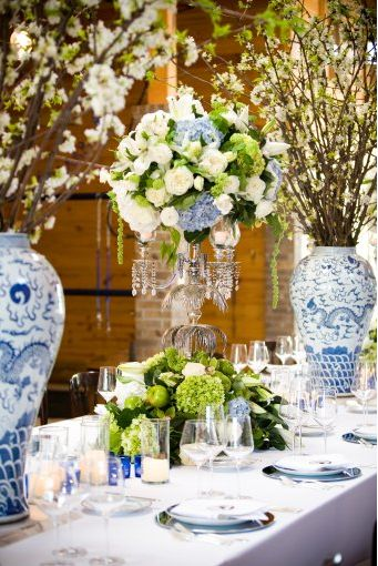 My wedding colors...if only my wedding table