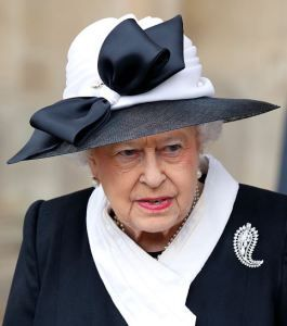 Queen Elizabeth, April 25, 2015 in Philip Somerville | Royal Hats