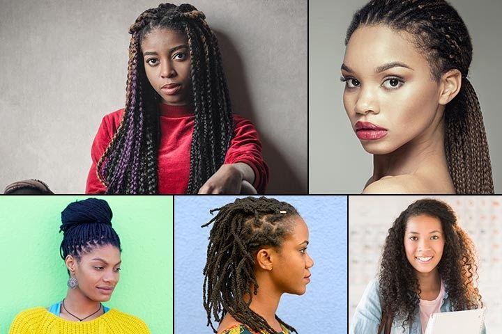 Cool Ear Length Black Natural Hairstyles For Medium Hair In 2020