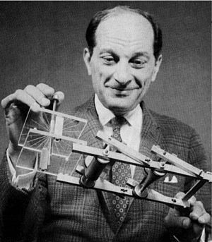 """In 1958 Stanislaw Ulam - a Polish mathematician - writes: """"(..) the ever accelerating progress of technology and changes in the mode of human life (...) gives the appearance of approaching some essential singularity in the history of the race beyond which human affairs, as we know them, could not continue (...)"""", thereby making a prediction that man will create a technology stronger than man."""