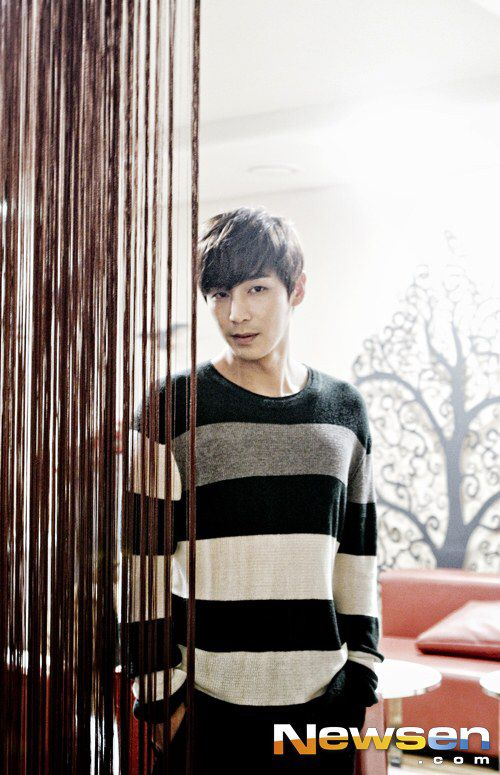 2014-7-1 media interview | Kim Ji Han (Jin Yi Han)