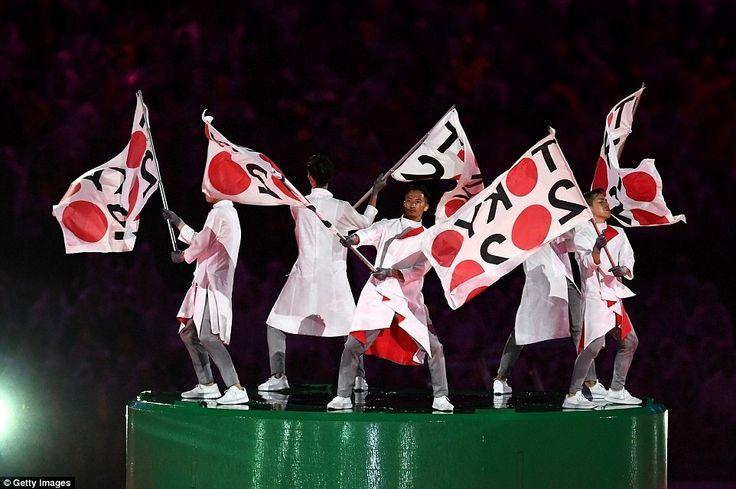 See you in Tokio #Rio2016