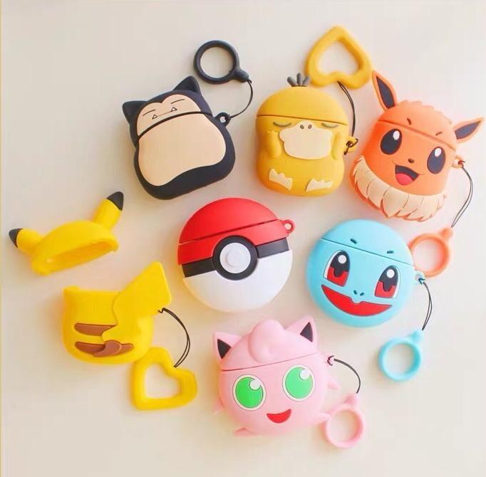 Pokemon Charmander Airpods Case Bag