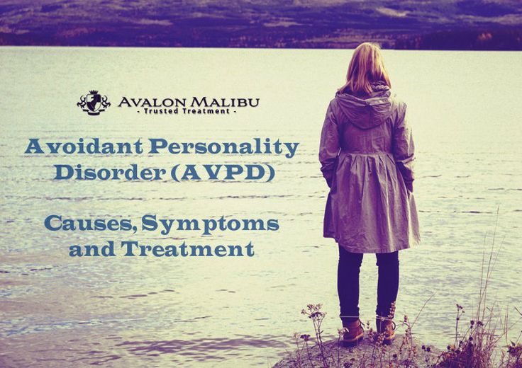 What Is Avoidant Personality Disorder (AVPD) & What Are The Causes & Symptoms?