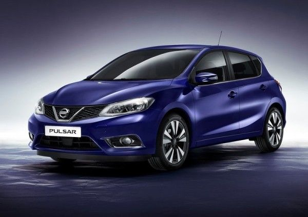 2015 Nissan Pulsar 600x423 2015 Nissan Pulsar Review, Features and Design