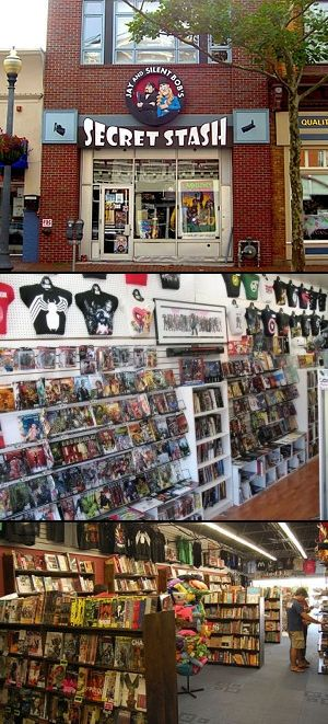Best Comic Book Stores to Visit With Kids