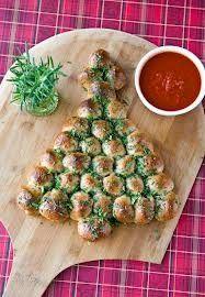 2013 Christmas Eve Dinner Idea Cakes Tree Comfort Food For