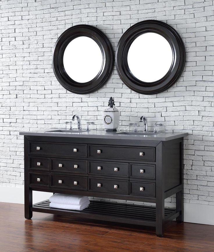 60 Inch Transitional Bathroom Vanities Http Www Listvanities Com Discount