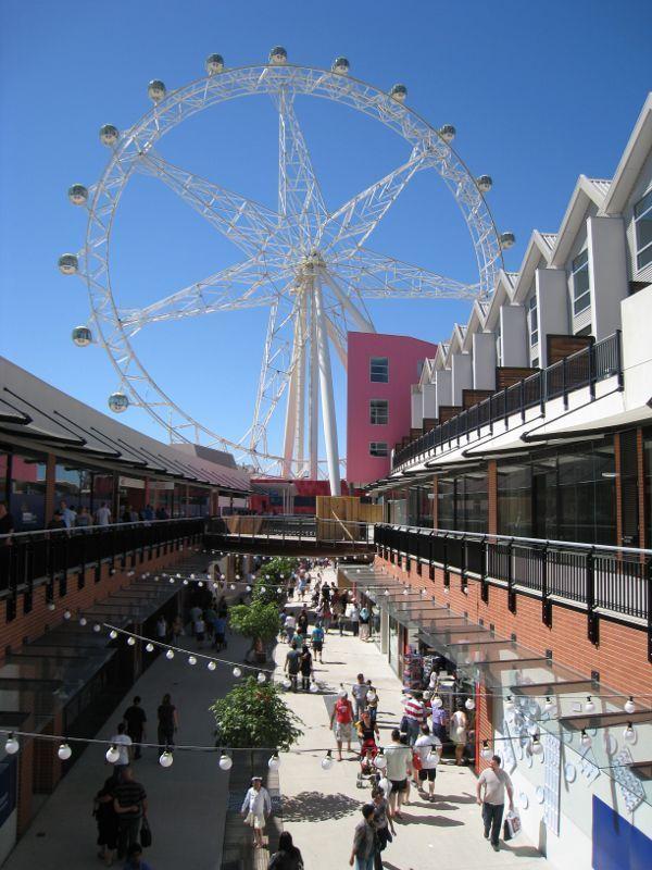 Southern Star Observation Wheel, Melbourne- Dockland