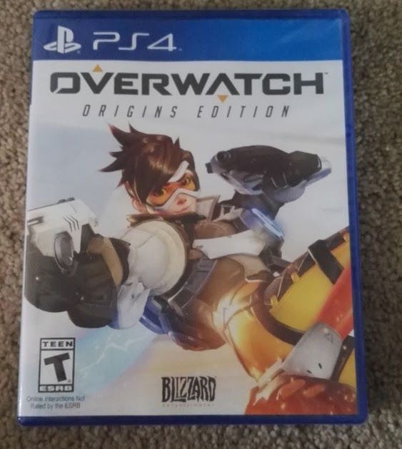 Overwatch: Origins Edition (Sony PlayStation 4 2016) Brand New & Factory Sealed
