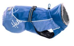 Best Dog Coats for Winter - Click to learn about Hurtta Dog Coats (4 Different Styles)--> Frost Dog Jacket, Ultimate Warmer Dog Coat, Winter Dog Coat, & Microfleece Jumpsuit - Also highlights Chilly Dogs Winter Coats - #dogcoats on Outdoor Dogs Blog via Cross Peak Products