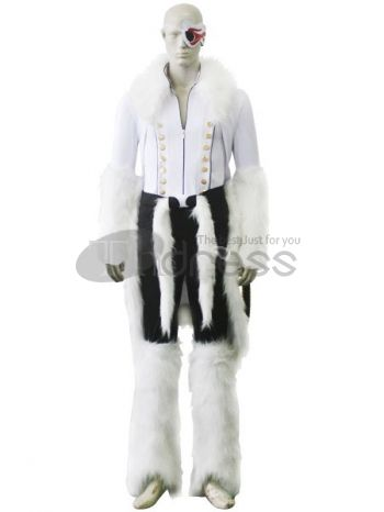 Bleach Stark Release Form Cosplay Costume, great gift to shock your friends.