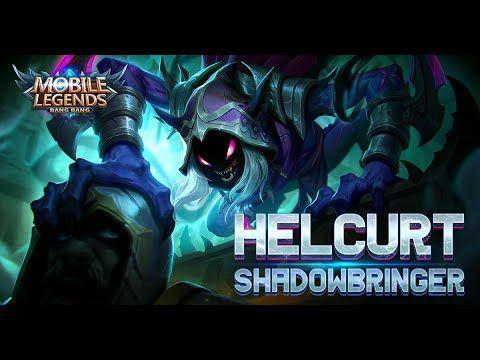 Helcurt, Hero Assassin Terbaru Mobile Legends