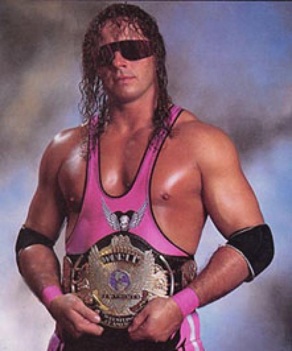 Bret Hart: Profile & Match Listing - Internet Wrestling Database (IWD)