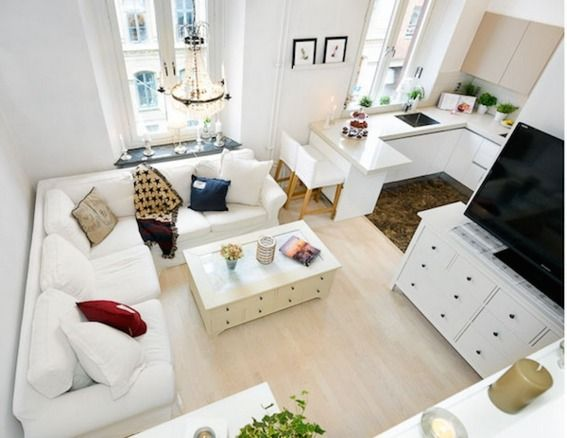 small space Eye Candy: Beautifully Designed Tiny Homes and Apartments » Curbly   DIY Design Community