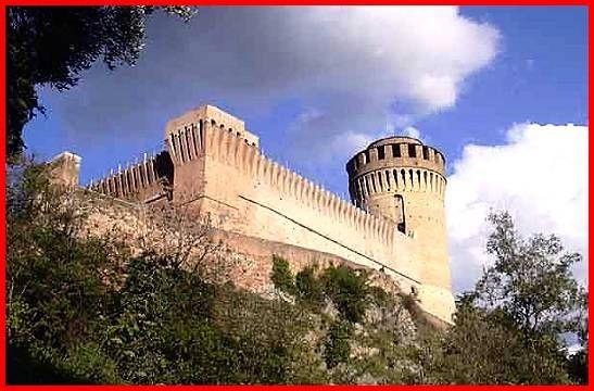 Brisighella (rocca dei Veneziani) - 44°13′00″N 11°46′00″E