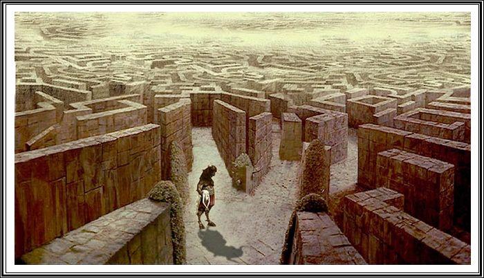 Resultado de imagen para laberinto del minotauro