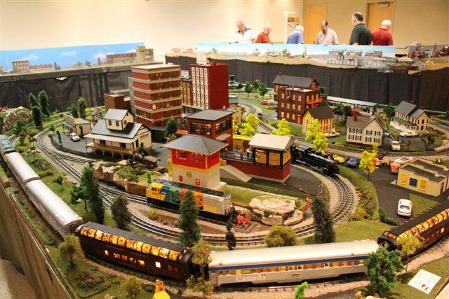 #exporail #trainsminiatures #ModelTrains #trains #familyactivities