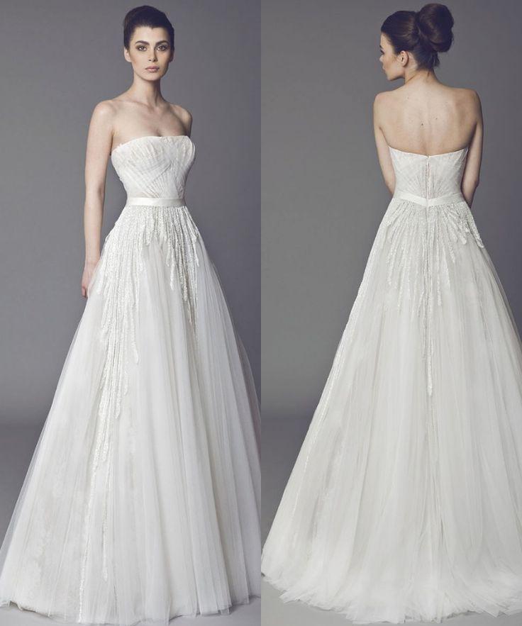 1000+ Ideas About Tony Ward Wedding Dresses On Pinterest