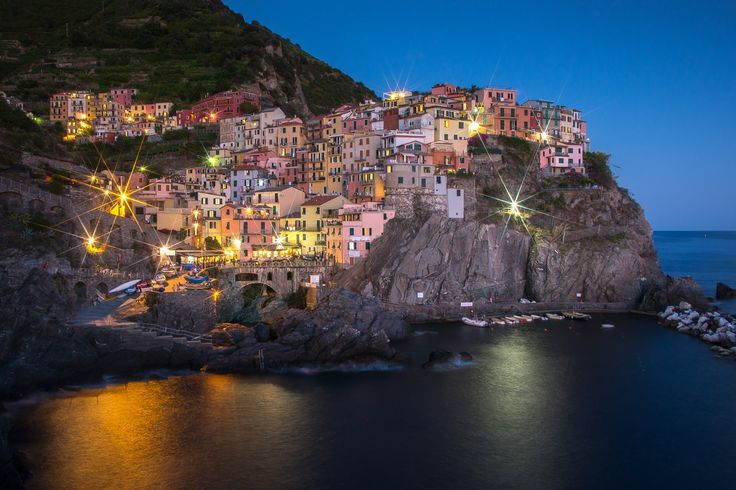Manarola - Unknown World