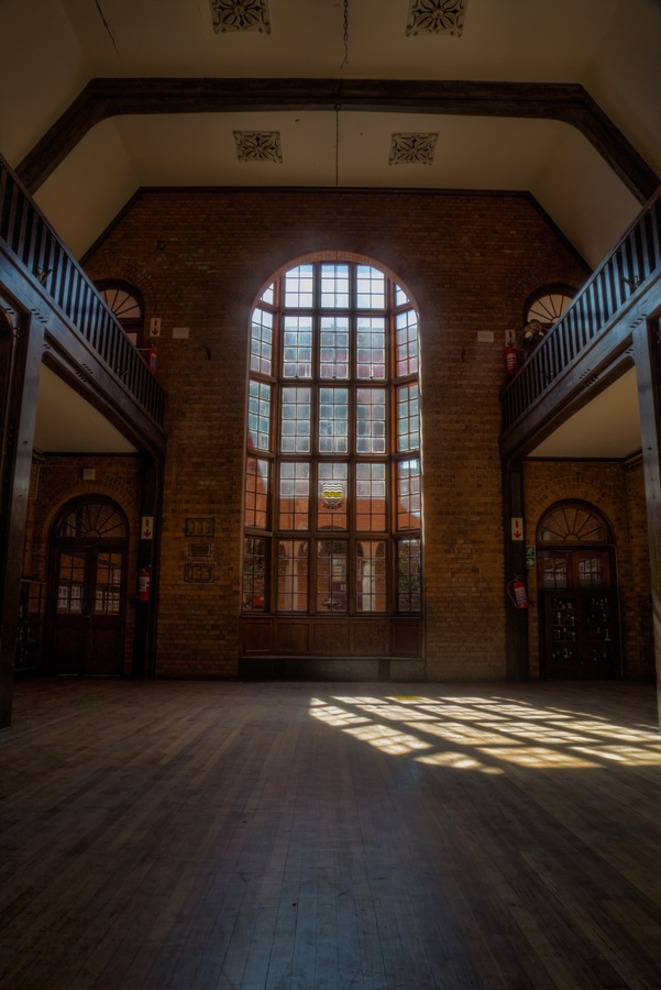 Jeppe's Boy High School - Main Hall