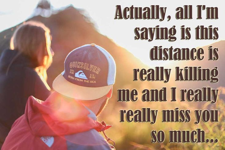 Long Distance Relationship Messages for Boyfriend