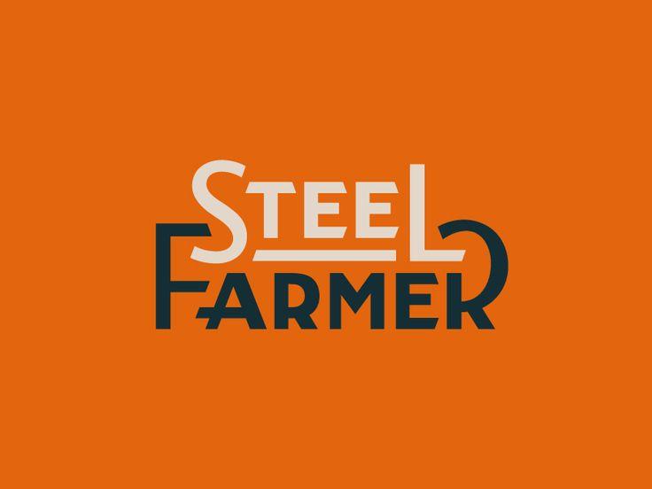 Steel Farmer by Brett Stenson