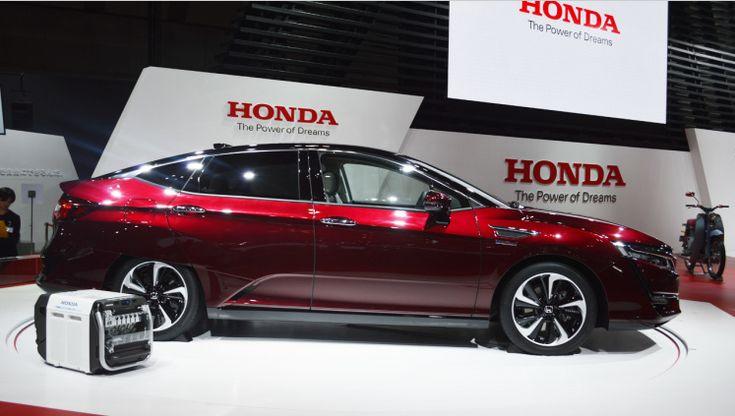 Mobil Masa Depan Honda Siap Bersaing Dengan Toyota Mirai - http://bintangotomotif.com/mobil-masa-depan-honda-siap-bersaing-dengan-toyota-mirai/