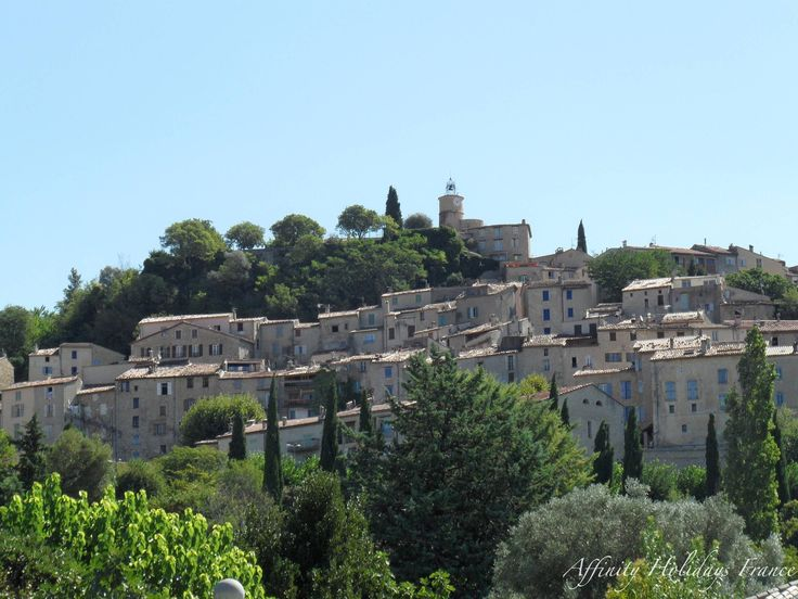 Beautiful village view, a great place to spend your holidays!