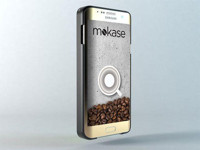 'Mokase' transforma tu smartphone en una  máquina de café espresso
