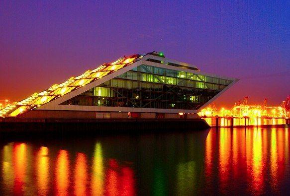 Hamburger Hafen: Docklands