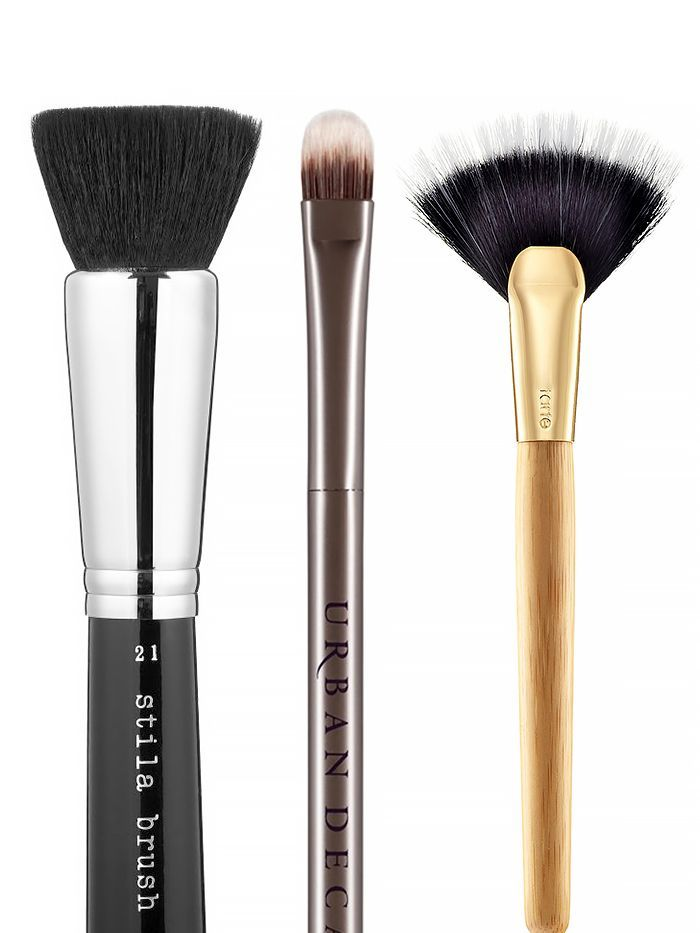 The 5 Best Makeup Brushes for Contouring via @ByrdieBeauty