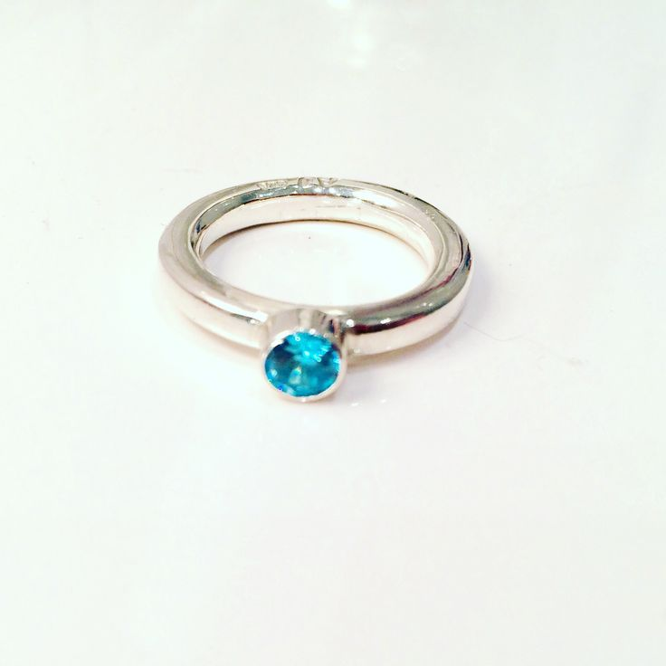 925 Sterling silver ring #ÅJ