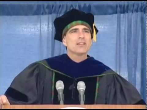Dying College Professor Gives Inspiring Speech. This mans words are something to live off of. Listen to his wise words :)