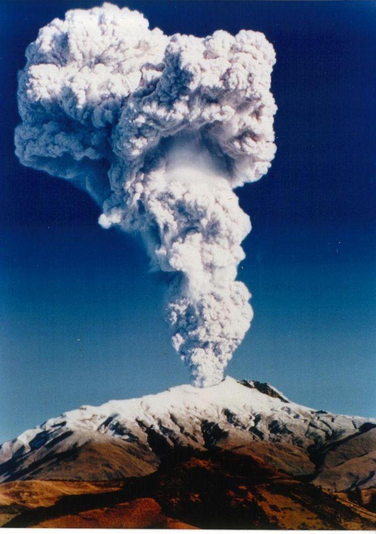 Resultado de imagem para monte Pichincha 1999