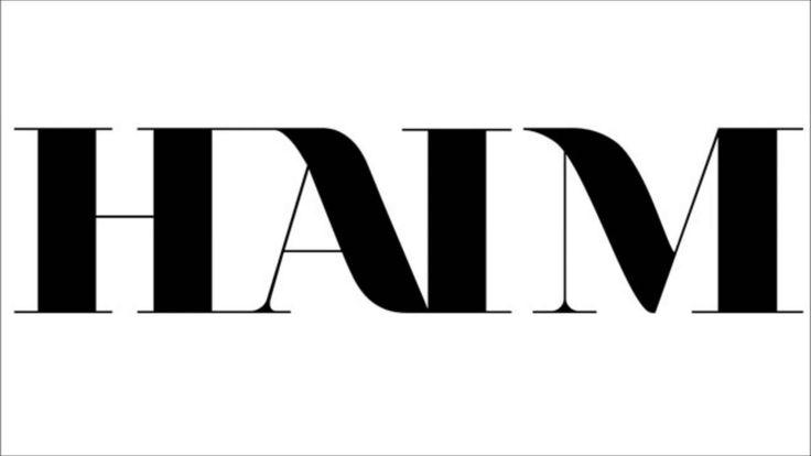haim logo - Google Search