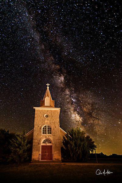 Milky Way Lutheran by Colin MacMillllan