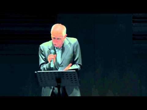 Peppe Servillo legge Italo Calvino. Il barone rampante - YouTube