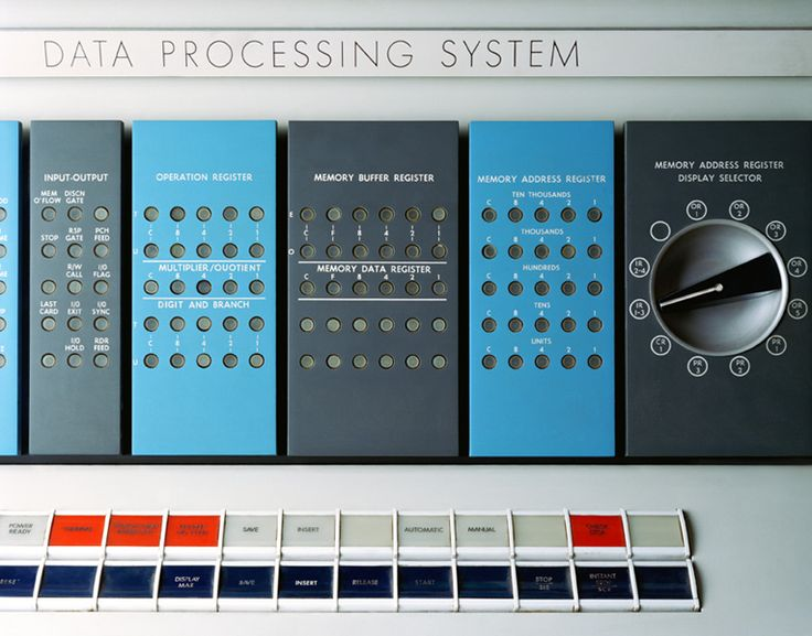 IBM 1620 Data Processing System, 1968