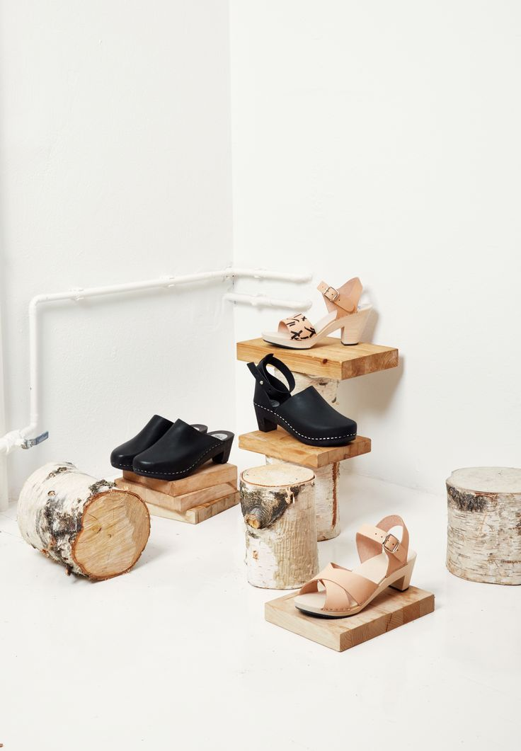 Lookbook AW15/16 Clogs by Terhi Pölkki