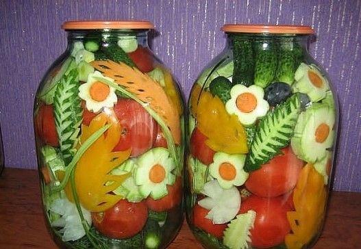 Ezek az üvegek a konyha díszei lesznek!